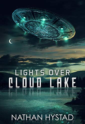 Lights Over Cloud Lake by Nathan Hystad