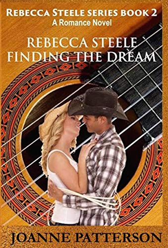 Rebecca Steele Finding the Dream by Joanne Patterson