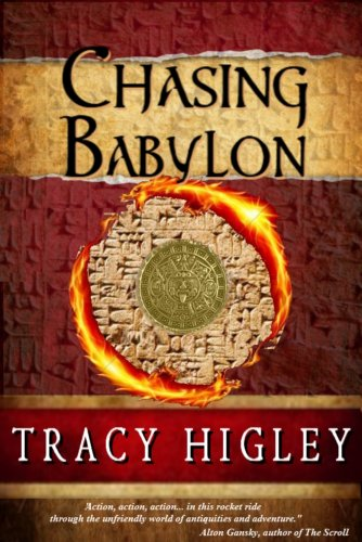 Chasing Babylon by Tracy L. Higley