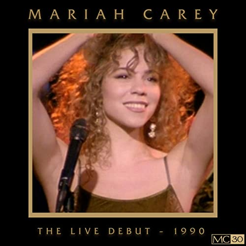 The Live Debut - 1990 By Mariah Carey