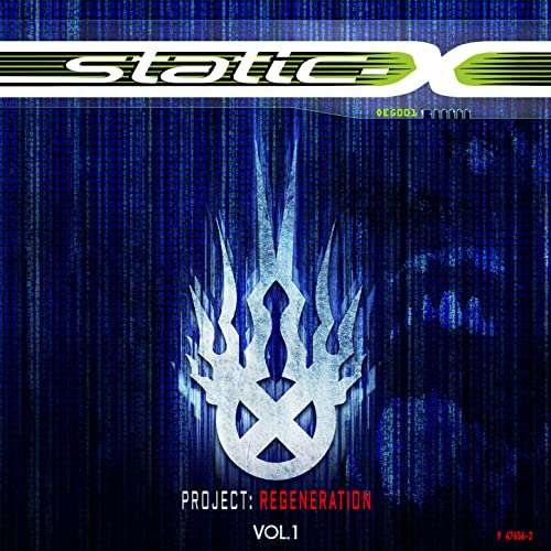 Project Regeneration, Vol. 1 By Static-X