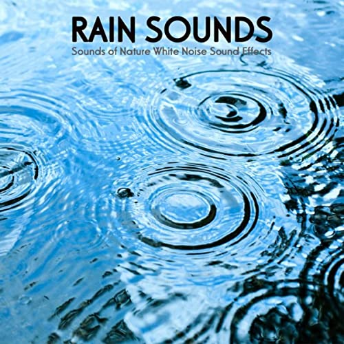 Rain Sounds Ambience for Meditation By Sounds of Nature White Noise Sound Effects