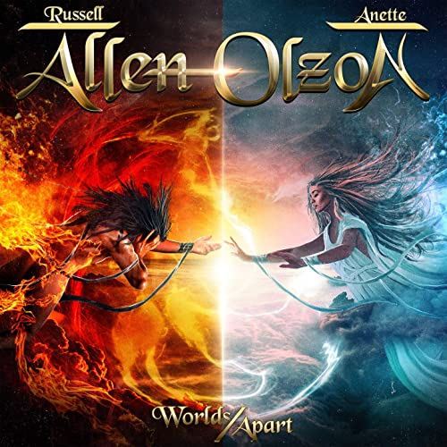 Worlds Apart By Allen/Olzon