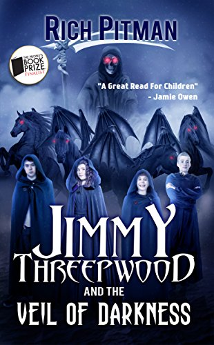 Jimmy Threepwood and the Veil of Darkness  by Rich Pitman