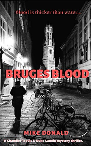 BRUGES BLOOD by MIKE DONALD