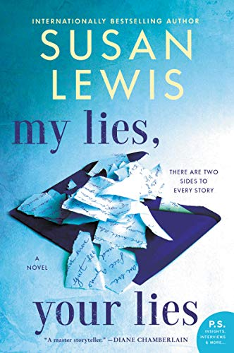 My Lies, Your Lies by Susan Lewis