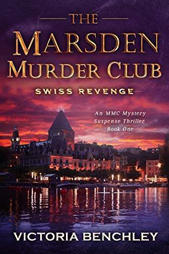 The Marsden Murder Club by Victoria Benchley