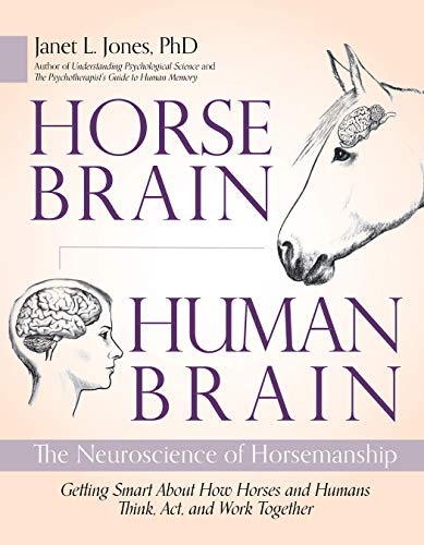 Horse Brain, Human Brain: The Neuroscience of Horsemanship by Janet Jones