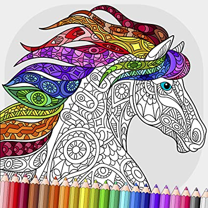 Relaxing Adult Coloring Book