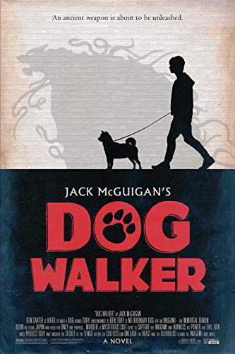 Dog Walker by Jack McGuigan