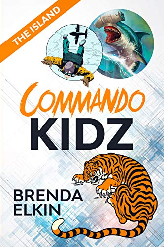 Commando KidZ: The Island by Brenda Elkin