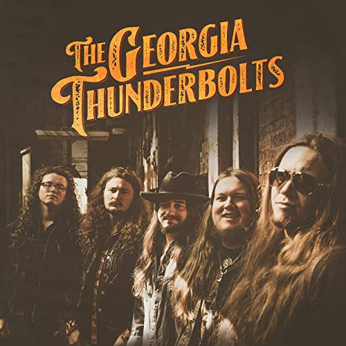 The Georgia Thunderbolts by The Georgia Thunderbolts