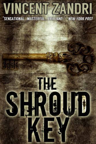 The Shroud Key: A Gripping Chase Baker Action Adventure Thriller by Vincent Zandri