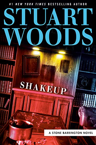 Shakeup (A Stone Barrington Novel Book 55) by Stuart Woods