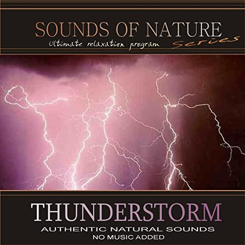 Thunderstorm by Relaxing Sounds of Nature