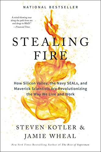 Stealing Fire: How Silicon Valley, the Navy SEALs, and Maverick Scientists Are Revolutionizing the Way We Live and Work by Steven Kotler
