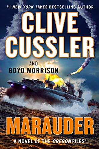 Marauder (The Oregon Files Book 15) by Clive Cussler