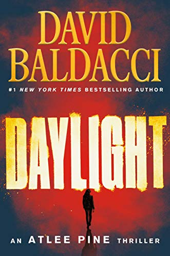 Daylight (An Atlee Pine Thriller Book 3) by David Baldacci