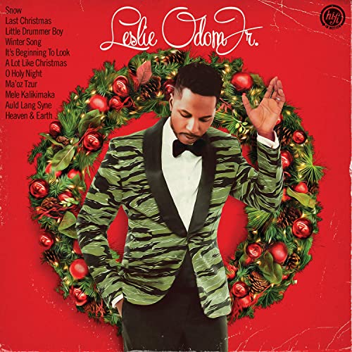 The Christmas Album by Leslie Odom, Jr.