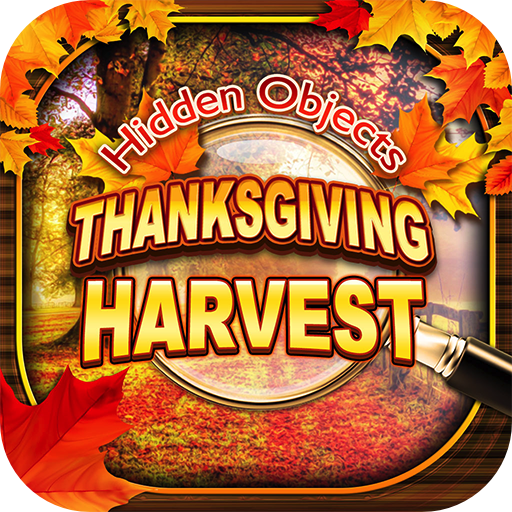 Hidden Objects Fall Thanksgiving Harvest Season