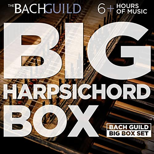 Big Harpsichord Box by Various Artists