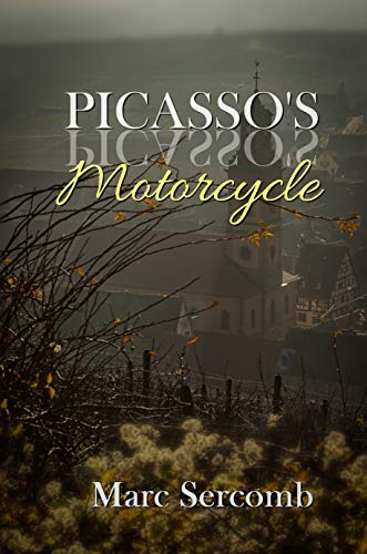 Picasso's Motorcycle by Marc Sercomb