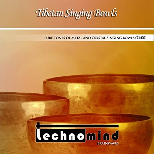 Tibetan Singing Bowls By Technomind