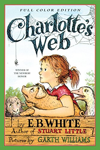 Charlotte's Web (Trophy Newbery) by E. B. White