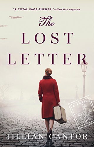 The Lost Letter: A Novel by Jillian Cantor