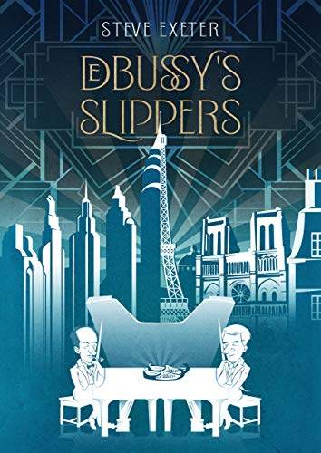 Debussy's Slippers by Steve Exeter