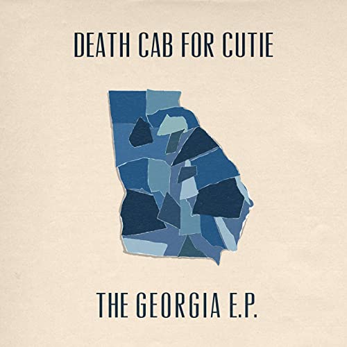 The Georgia EP By Death Cab For Cutie