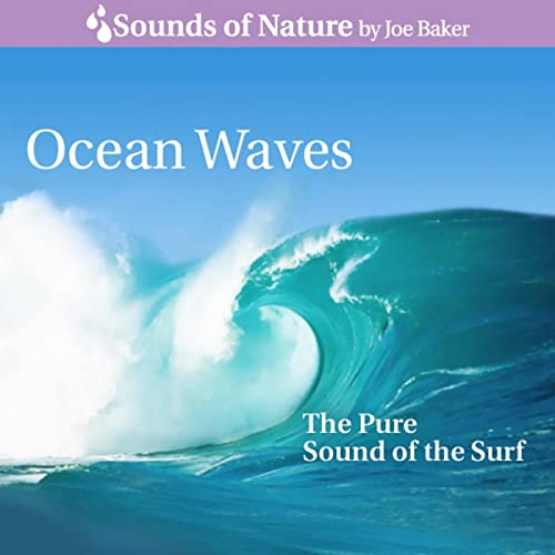 Ocean Waves By Joe Baker