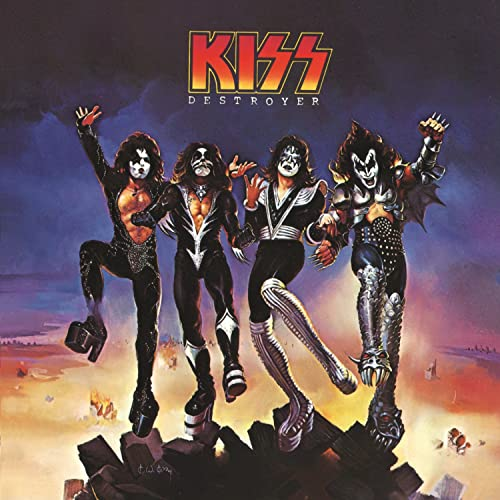 Destroyer By Kiss
