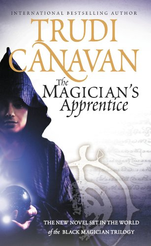 The Magician's Apprentice (Black Magician Trilogy) by Trudi Canavan