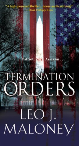 Termination Orders (A Dan Morgan Thriller Book 1) by Leo J. Maloney