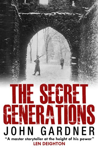 The Secret Generations (The Secret Trilogy Book 1) by John Gardner