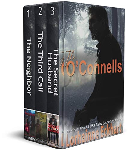 The O'Connells Books 1 - 3 by Lorhainne Eckhart