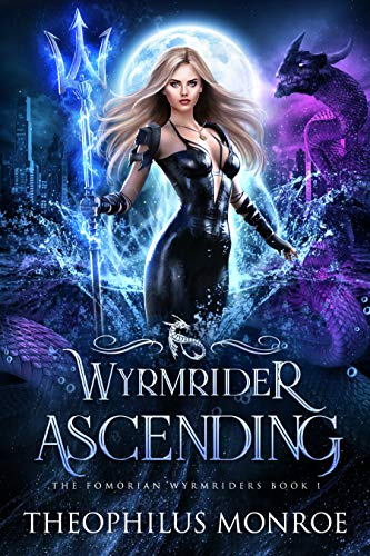 Wyrmrider Ascending by Theophilus Monroe