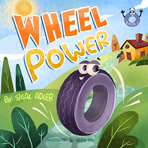 Wheel Power by Sigal Adler