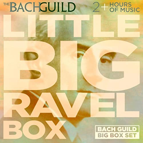 Little Big Box of Ravel By Various Artists