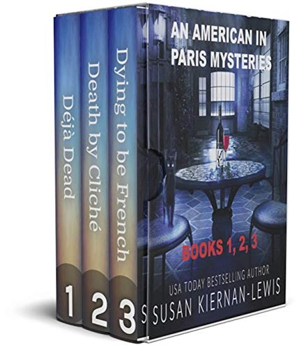 An American in Paris Mysteries: Books 1,2,3 by Susan Kiernan-Lewis