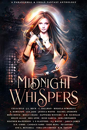 Midnight Whispers by Celia  Kyle
