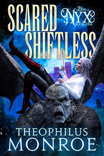 Scared Shiftless by Theophilus Monroe
