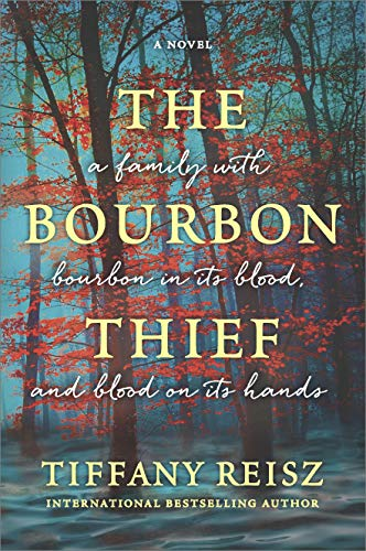 The Bourbon Thief: A southern gothic novel by Tiffany Reisz