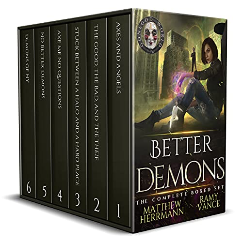Better Demons Boxed Set by Ramy Vance