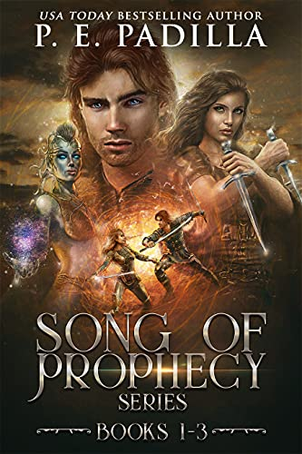 Song of Prophecy Series Box Set: Books 1-3 by P.E. Padilla